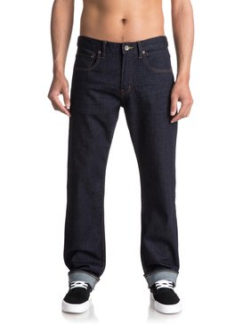 Sequel Rinse - Regular Fit Jeans for Men  EQYDP03347