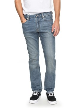 Revolver Coolmax Surf Blue - Straight Fit Jeans for Men  EQYDP03353