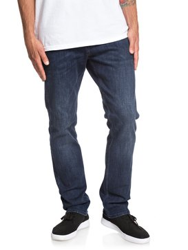 Revolver Dark Ocean - Straight Fit Jeans for Men  EQYDP03389