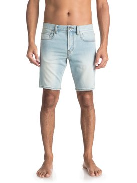 Revolver Bleached Surf - Denim Shorts for Men  EQYDS03078