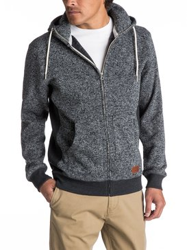 Keller - Zip-Up Polar Fleece Hoodie for Men  EQYFT03661