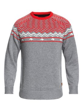 Dude - Technical Knitted Jumper for Men  EQYFT03804