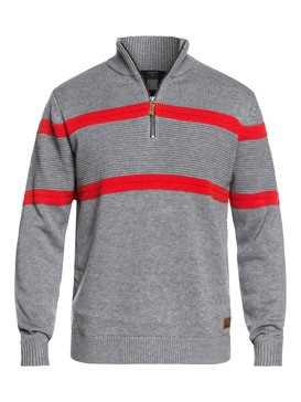 Dude - Technical Knitted Half-Zip Jumper for Men  EQYFT03805