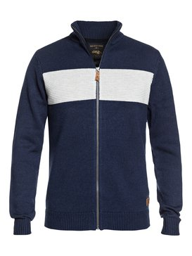 Dude - Technical Knitted Zip-Up Jumper for Men  EQYFT03818