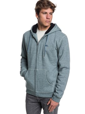 Everyday - Zip-Up Sherpa Lined Hoodie  EQYFT03848