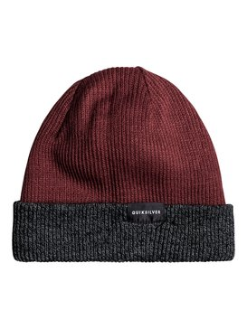 Performed Color Block - Reversible Beanie for Men  EQYHA03097