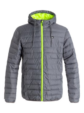 Everyday Scaly - Hooded Insulation Jacket  EQYJK03234