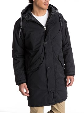 Kayapa - Water Repellent Longline Parka for Men  EQYJK03351