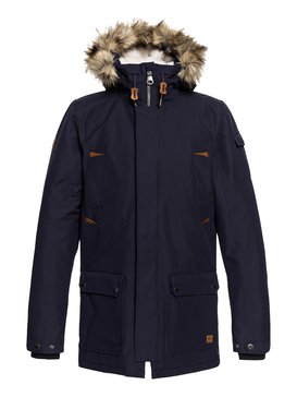 Ferris - Waterproof Hooded Parka for Men  EQYJK03408