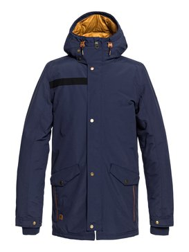 Cordova - Waterproof Hooded Parka for Men  EQYJK03409