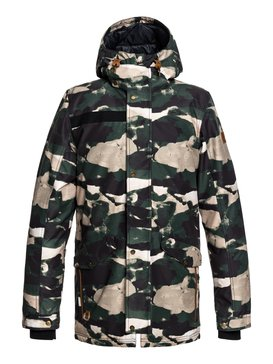 Cordova - Waterproof Hooded Parka  EQYJK03409