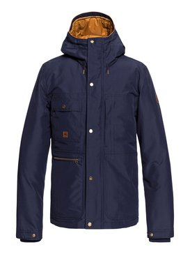 Canyon - Waterproof Hooded Parka  EQYJK03412