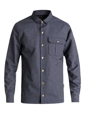 Wildcard Denim - Waterproof Over Shirt for Men  EQYJK03417