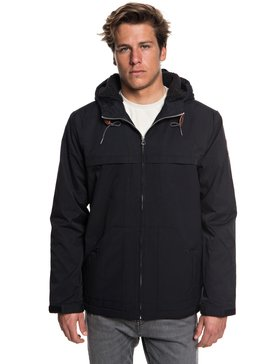 Wanna - Water Resistant Hooded Parka  EQYJK03434