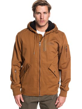 Hana Go - Water Resistant Hooded Jacket  EQYJK03436