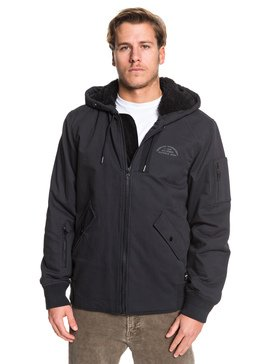 Hana Go - Water-Resistant Hooded Jacket for Men  EQYJK03436