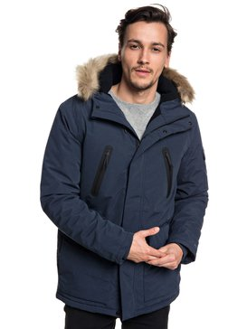 Storm Drop Athletic - Waterproof Hooded Parka  EQYJK03437