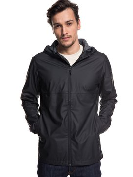 Kamakura Rains - Hooded Rain Jacket for Men  EQYJK03438