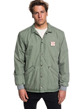 Kaimon - Sherpa Lined Coaches Jacket  EQYJK03439