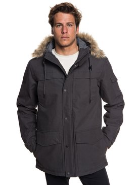 Storm Drop 5K - Waterproof Hooded Parka for Men  EQYJK03445