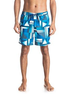 """Check 17"""" - Swim Shorts  EQYJV03227"""