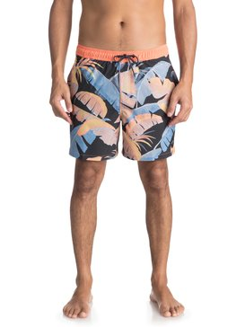 "Island Time 17"" - Swim Shorts  EQYJV03294"