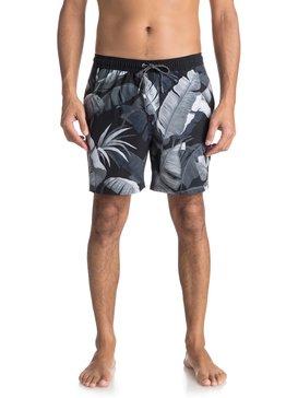 "Island Time 17"" - Swim Shorts for Men  EQYJV03294"