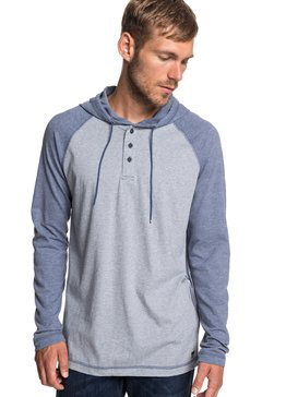 Zerospective - Long Sleeve Hooded Top for Men  EQYKT03844