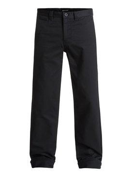 Ghetto Surf - Twill Trousers  EQYNP03132