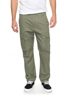 Svenka - Straight Fit Trousers for Men  EQYNP03142