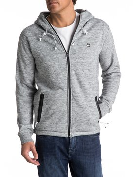 Kurow Sherpa - Technical Zip-Up Hoodie for Men  EQYPF03020