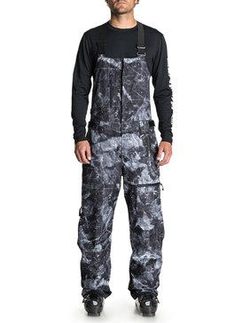 Stratus - Shell Snow Bib Pants for Men  EQYTP03091