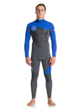 3/2mm Syncro Series - Back Zip Wetsuit  EQYW103036