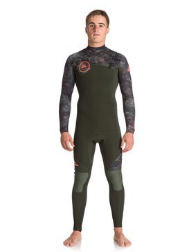 3/2mm Syncro Series - Chest Zip GBS Wetsuit  EQYW103038