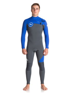 4/3mm Syncro Series - Chest Zip GBS Wetsuit  EQYW103042