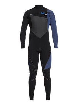 3/2mm Highline Plus - Chest Zip Wetsuit  EQYW103060