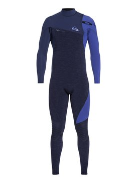 4/3mm Highline Series - Zipperless Wetsuit for Men  EQYW103061
