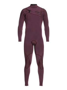 3/2mm Highline Limited Monochrome - Chest Zip Wetsuit for Men  EQYW103075