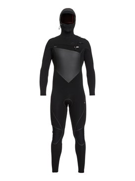 6/5/4mm Highline Series - Hooded Chest Zip Wetsuit  EQYW203010