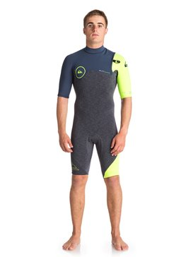 2/2mm Highline Series - Zipperless Short Sleeve Springsuit  EQYW503007