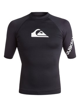 All Time - Short Sleeve UPF 50 Rash Vest for Men  EQYWR03033