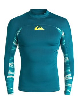 New Wave - Long Sleeve Rash Vest  EQYWR03061