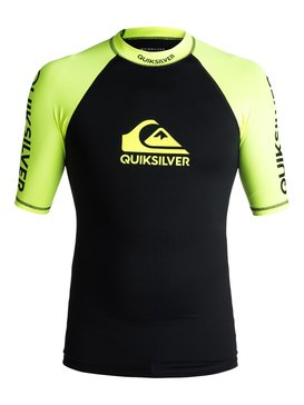 On Tour - Short Sleeve UPF 50 Rash Vest for Men  EQYWR03075