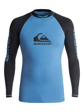 On Tour - Long Sleeve UPF 50 Rash Vest for Men  EQYWR03076
