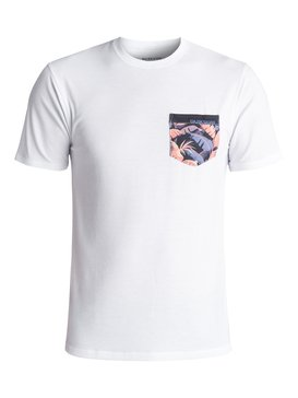 Bubble Surf - Amphibian UPF 50 Surf T-Shirt for Men  EQYWR03093