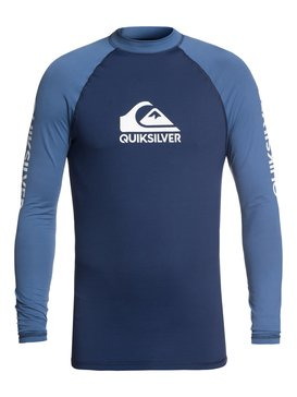 On Tour - Long Sleeve UPF 50 Rash Vest for Men  EQYWR03111