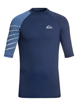 Active - Short Sleeve UPF 50 Rash Vest  EQYWR03112