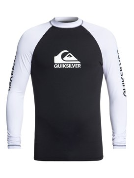On Tour - Long Sleeve UPF 50 Rash Vest for Men  EQYWR03138