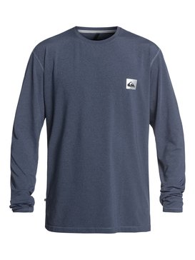 Salty Dog - Long Sleeve UPF 50 Surf T-Shirt for Men  EQYWR03148