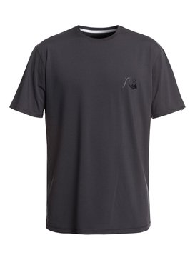 Bubble Logo - Short Sleeve UPF 50 Surf T-Shirt for Men  EQYWR03151